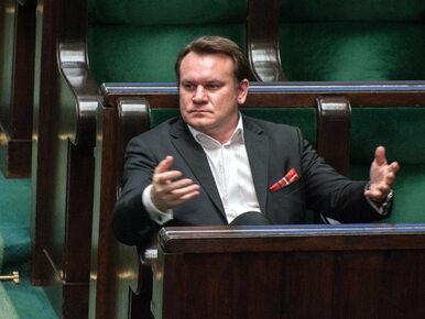 Poseł PO opublikował splagiatowany nazistowski plakat. Tarczyński...