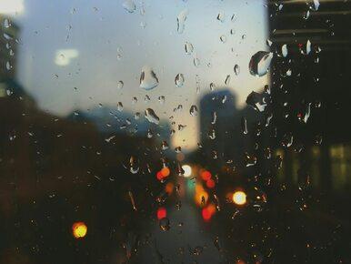 Chwilowe pogorszenie pogody. Możliwe opady deszczu oraz burze