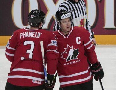 MŚ w hokeju: Kanada rozgromiła Kazachstan