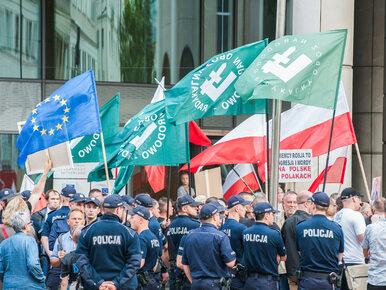 Narodowcy zapowiadają marsz na 15 sierpnia. Obywatele RP i OSK...