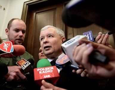 Sądzić Kaczyńskiego, czy nie sądzić? PO odkłada decyzję
