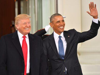 """Trump oskarża Obamę o podsłuchiwanie go podczas kampanii. """"To jest..."""