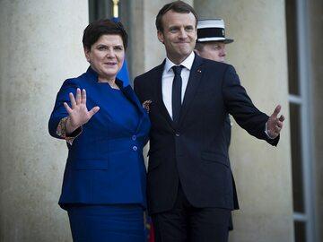 Beata Szydło rezygnuje ze stanowiska premiera. Tak wyglądały ostatnie...