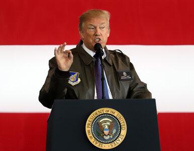 Trump: Żaden dyktator nie powinien lekceważyć amerykańskiej determinacji