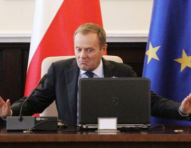 Tusk pojechał do Brukseli po pieniądze