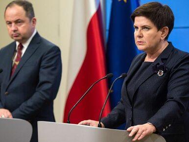 Donald Tusk poparł Beatę Szydło. Połączył ich sprzeciw wobec rosyjskiej...