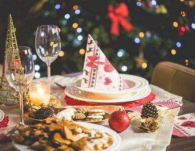 Jak nie przytyć w czasie świąt? Jest pewien sposób