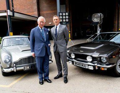 Tymi autami James Bond będzie jeździł w najnowszym filmie
