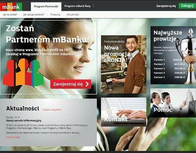Program partnerski mBanku z nową stroną i najwyższymi wypłatami w historii