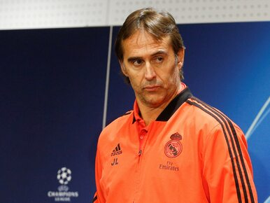 Real Madryt zwolnił trenera. Wiadomo, kto tymczasowo poprowadzi...