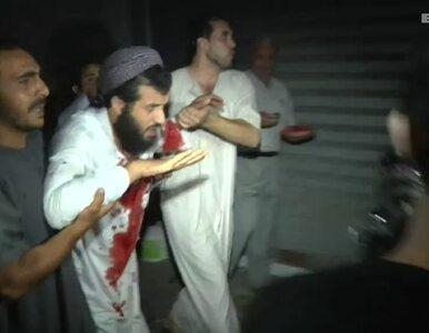 Nocne naloty na Strefę Gazy. Zginęło co najmniej 14 osób
