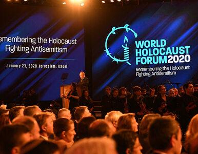 Historyczne błędy podczas Światowego Forum Holokaustu. Yad Vashem...
