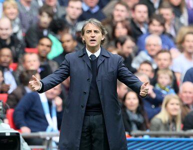 Mancini na wylocie z Manchesteru City?