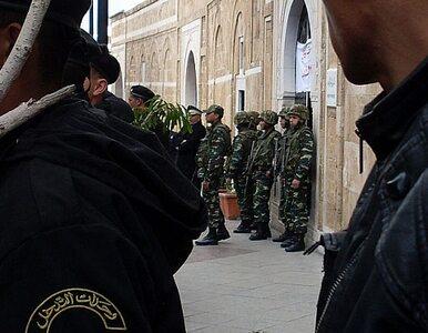 Zamieszki w Tunisie
