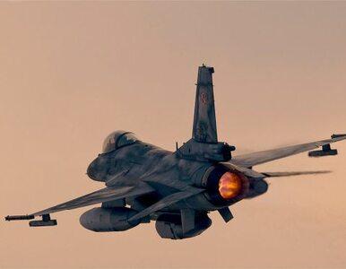 """Zapomnieli o racie za F-16, więc zapłata to """"zwiększenie wydatków na..."""
