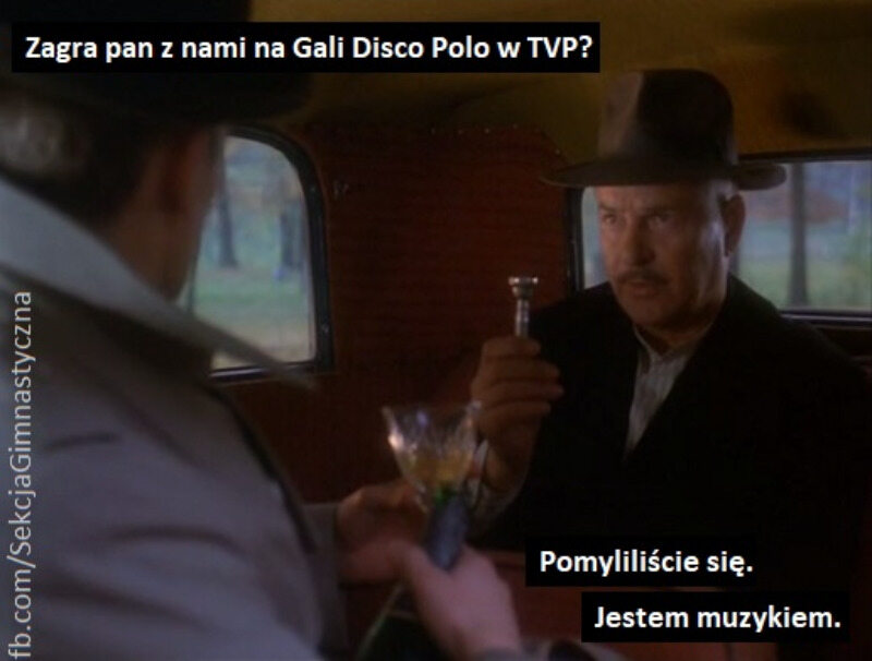 Memy związane z disco polo