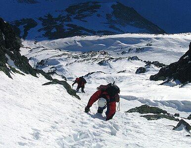 Austriaccy ratownicy nie dotarli do polskich alpinistów