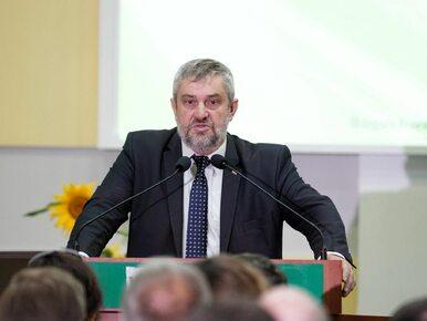 Minister rolnictwa: Niemieckie firmy zaczęły szantażować polskie. To...
