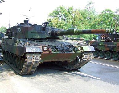 Leopardy będą groźniejsze. Podpisano umowę ws. modernizacji czołgów