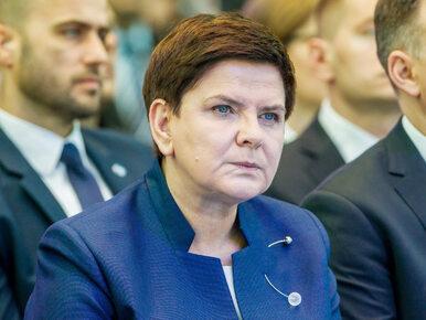 Szydło o Tusku: Nic dla Polski nie zrobił, a teraz ją atakuje