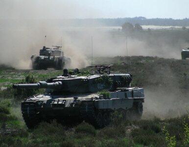 """Polscy czołgiści w Szwajcarii. Oddali 5,5 tys. """"strzałów"""""""