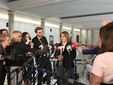 Mazurek: Prezes PiS nie wiedział o nagrodach. Biorąc pod uwagę sondaże,...