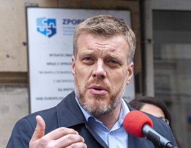 """Spór Zandberga z Rachoniem w TVP. """"Komunistyczna frazeologia"""",..."""