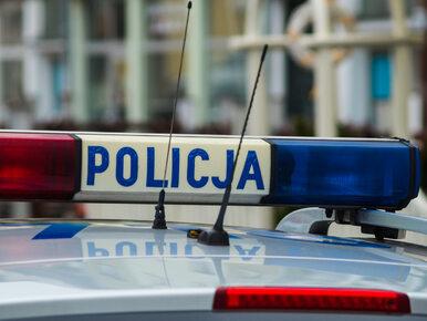 Policja potwierdza zatrzymanie podejrzanego o podpalenie biura...