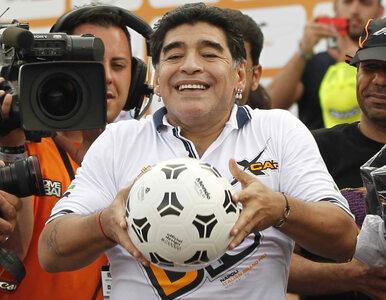 Maradona: Ronaldo i Messi są najlepsi w tym pokoleniu