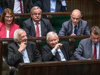 """""""Ty głupku, zjeżdżaj stąd"""". Tak wicemarszałek Sejmu mówi do posła"""