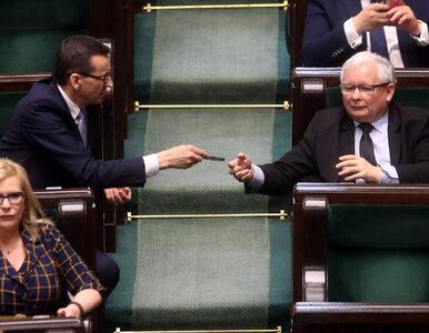 """""""SE"""" po rozmowie Morawieckiego z Kaczyńskim: Rekonstrukcja odchudzi..."""