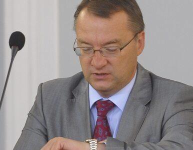 Biernacki jest już ministrem sprawiedliwości