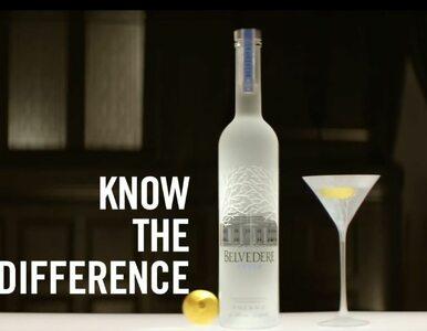 """Wódka Belvedere jest reklamowana w """"Spectre"""". To nowy napój Bonda"""