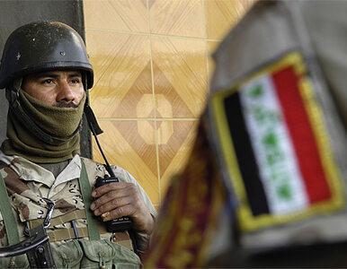 Masowa egzekucja w Iraku. Bandyci oszczędzili kobiety