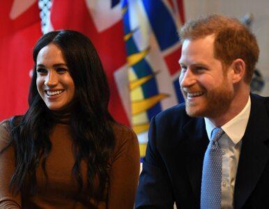 Kanadyjski rząd zapewniał ochronę dla Harry'ego i Meghan. To się wkrótce...
