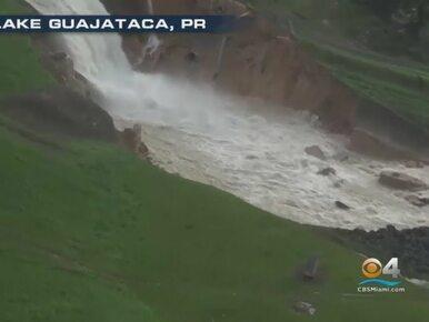 Huragan już przeszedł, ale Portoryko dopiero rozpoczęło ewakuację....