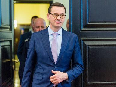 Co Polacy myślą o Mateuszu Morawieckim? Najnowszy sondaż