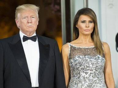 """Co Melania Trump dostała od męża na urodziny? """"Lepiej w to nie wnikać"""""""