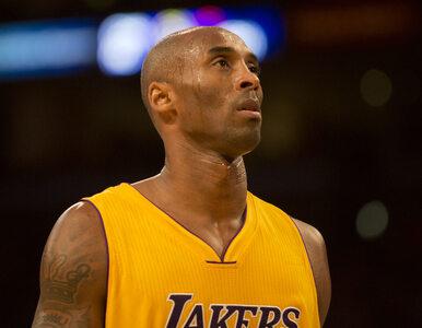 """Kobe Bryant wściekły na kolegów. """"Jesteście jak papier toaletowy"""""""
