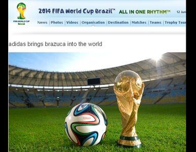 Oto brazuca. Tak wygląda piłka na mundial