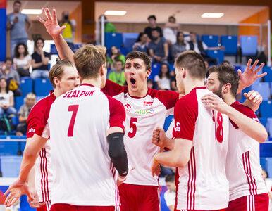 Final Six Ligi Narodów. Pierwszymi rywalami Polaków będzie Brazylia....
