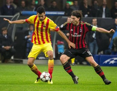 NA ŻYWO: FC Barcelona - AC Milan