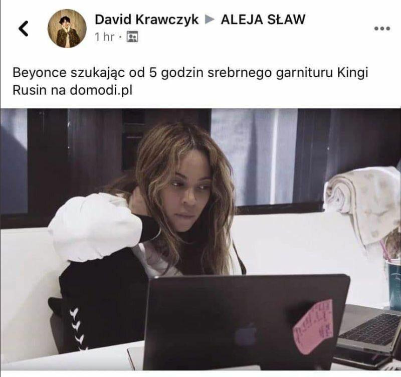 Oscarowa historia Kingi Rusin - reakcje internautów