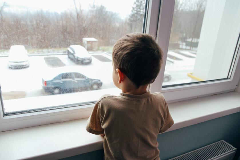 Dziecko, chłopiec, zdj. ilustracyjne