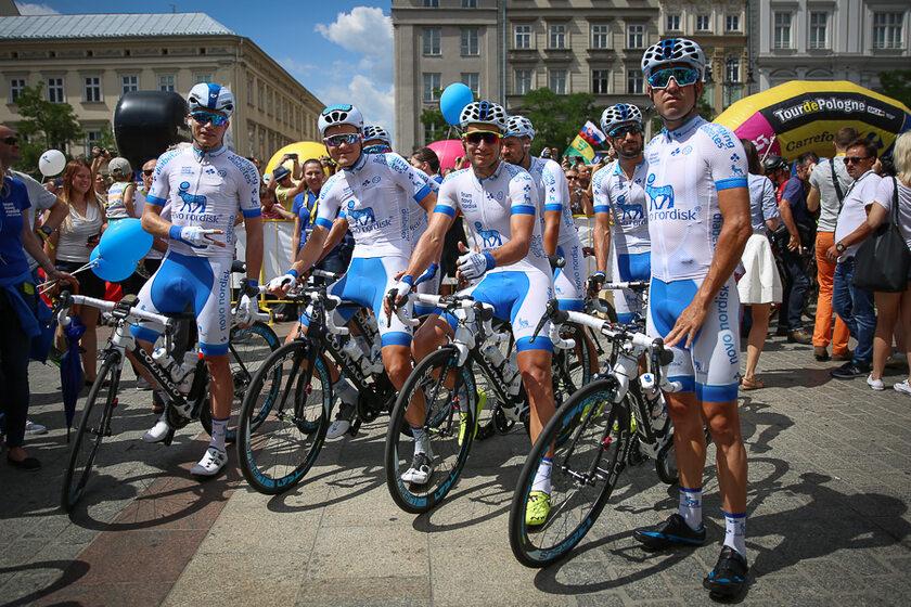 Team Novo Nordisk – kolarstwo z misją